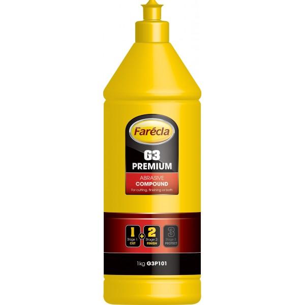 G3 Premium Abrasive Liquid Compound – 1kg