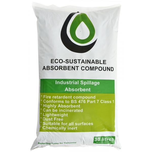 Organic Absorbent Granules – 30 Litres