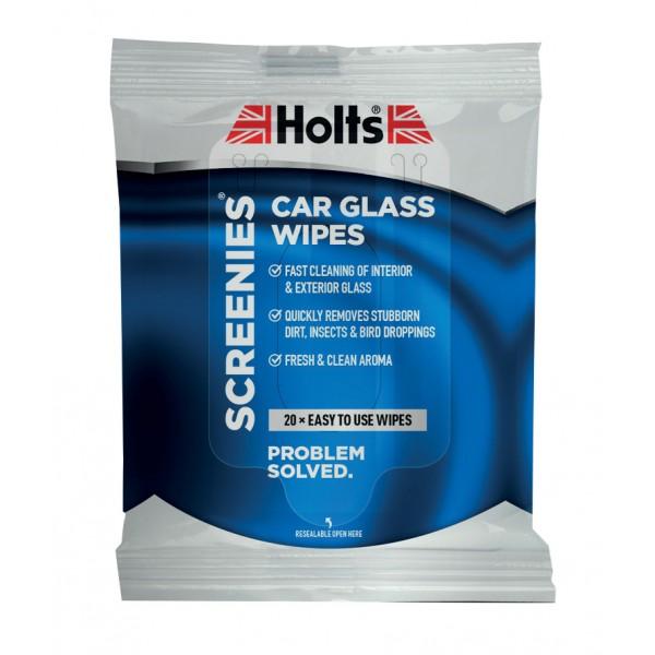 Screenies Car Glass Wipes – Pack of 20