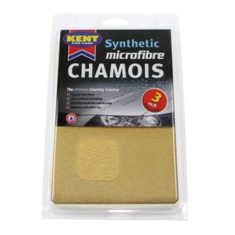 Synthetic Chamois Leather – 2 Square Foot – On Card