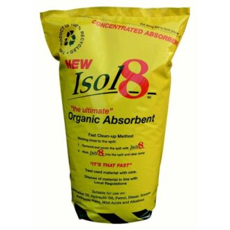 Organic Absorbent Spill Granules – 10 Litres
