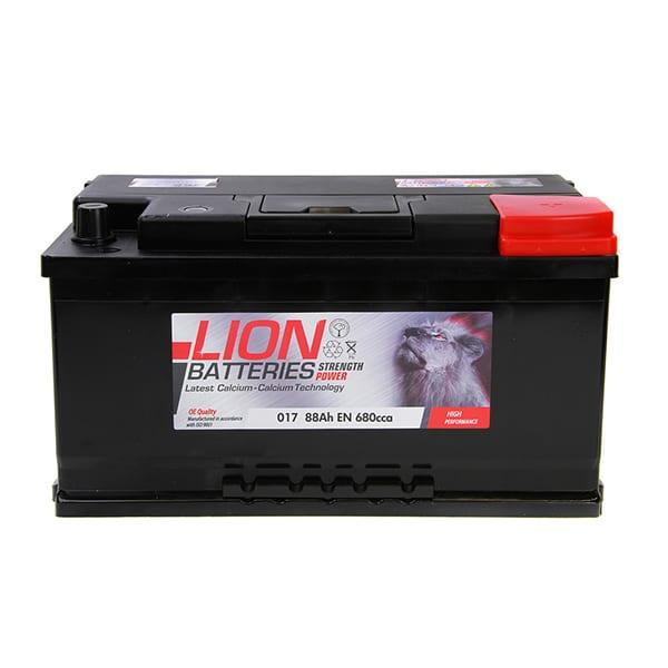 Lion 017 Battery – 3 Year Guarantee