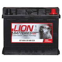 Lion 027 Battery – 3 Year Guarantee