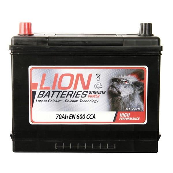Lion 031 Battery – 3 Year Guarantee