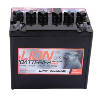 Lion Commercial Battery 644 – 2 Year Guarantee