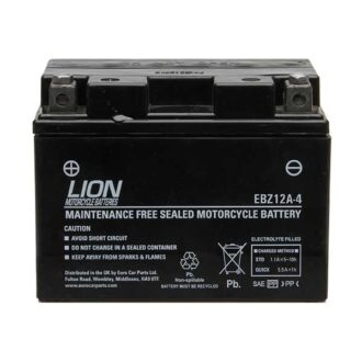 Lion Motor Cycle Battery (EBZ12A-4)