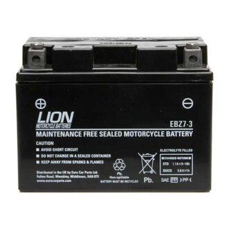 Lion Motor Cycle Battery (EBZ7-3)