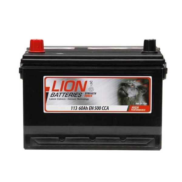 Lion Type 113 Battery (chrysler) – 3 Year Guarantee
