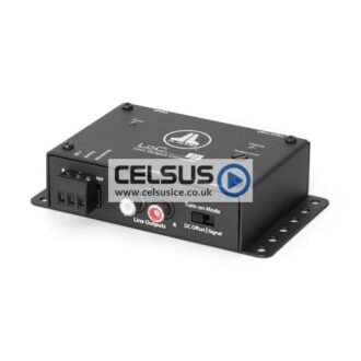 Fully Active 2 Channel Speaker Level To Line Output Converter
