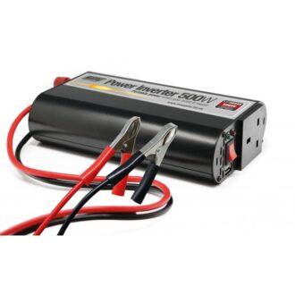 Power Inverter – 12V to 230V – 500W
