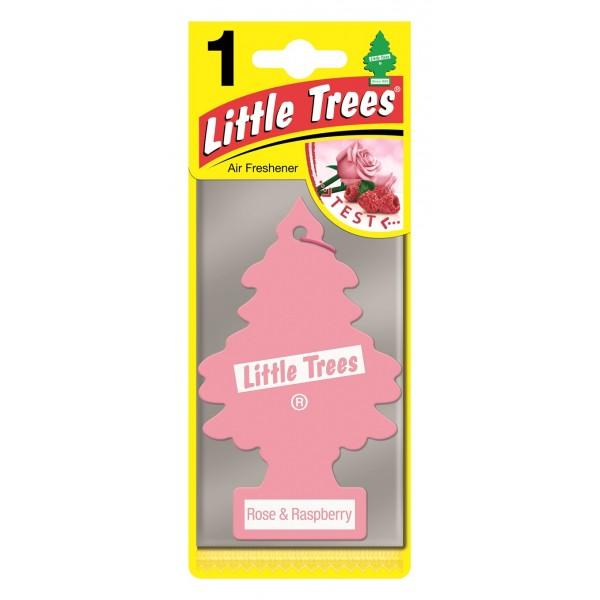 Little Trees 'Rose and Raspberry' Air Freshener