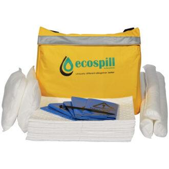 Oil Only Spill Kit With Vinyl Holdall – 50 Litre