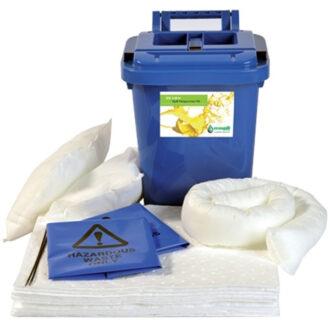 Caddy Oil Only Spill Kit – 25 Litre