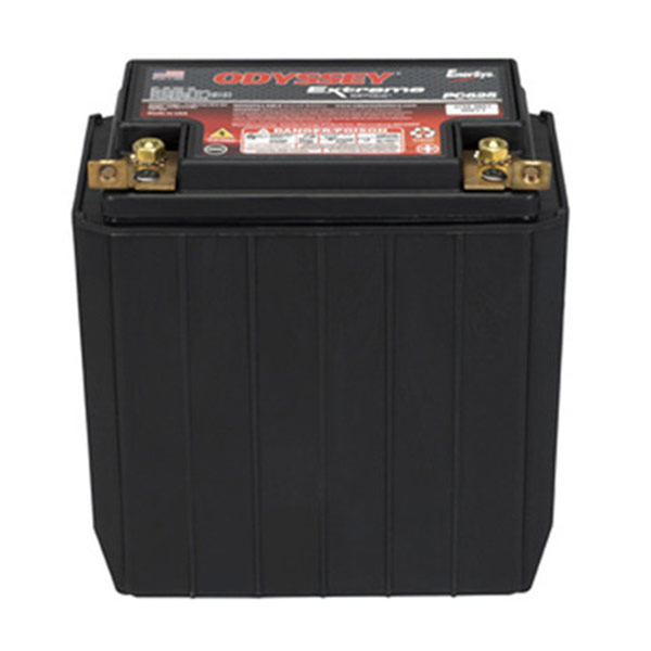 Odyssey AGM Extreme Battery PC625 (M6 Side Terminals)