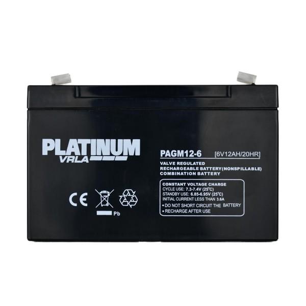 Golf & Mobility VRLA Battery – 12Ah