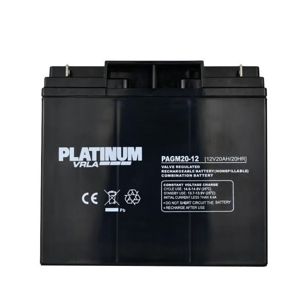 Golf & Mobility VRLA Battery – 20Ah