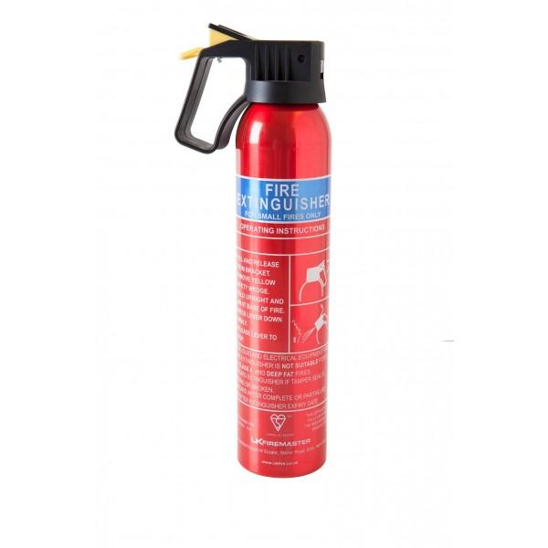 BC Dry Powder Fire Extinguisher – 600g