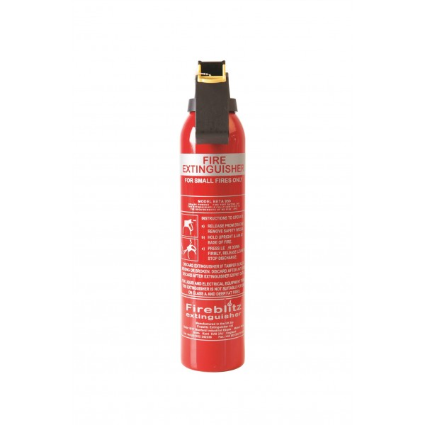 BC Dry Powder Fire Extinguisher – 950g