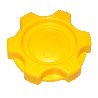 Oil Filler Cap – Yellow – Rover 1/2/3/4/11