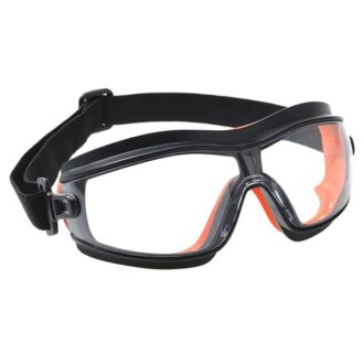 Slim Safety Goggles – Clear