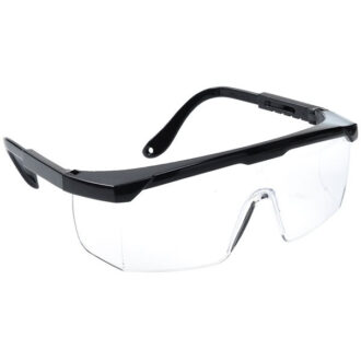 Classic Safety Eye Glasses – Clear Lens