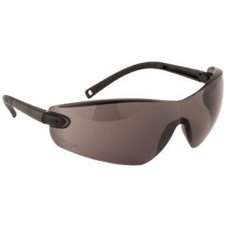 Profile Spectacle – Black Frame – Smoke Lens