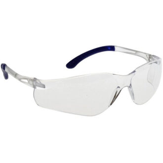 Pan View Spectacles – Clear Frame – Clear Lens