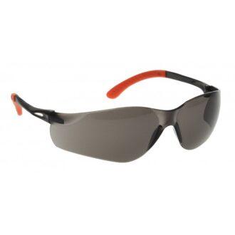 Pan View Spectacles – Black & Orange Frame
