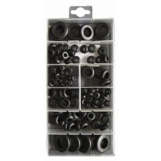 Grommets – Assorted – Box Qty 110