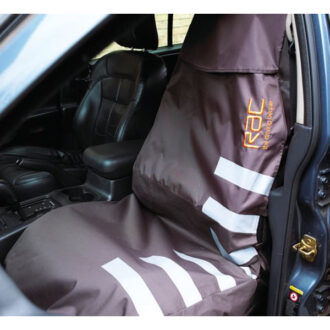 Advanced Front Car Seat Cover For Dog