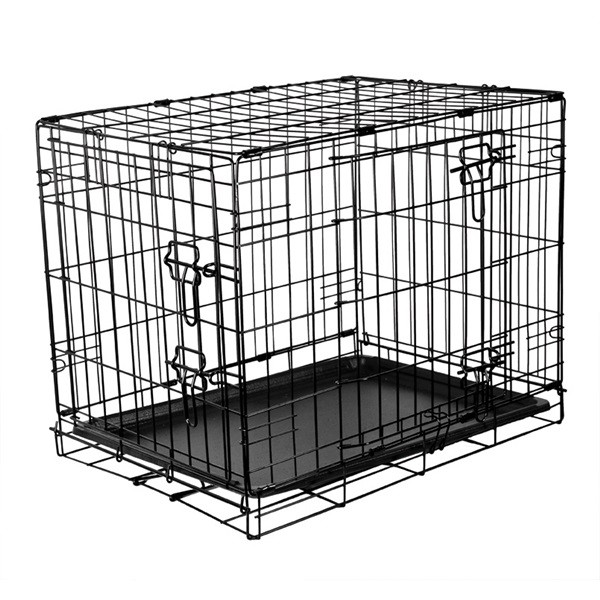 Fold Flat Metal Crate – Small