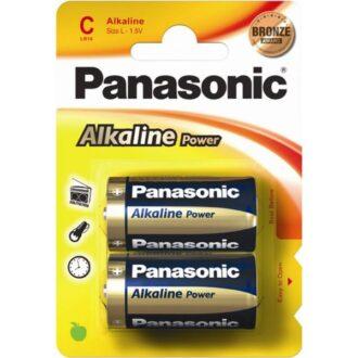 Alkaline Power C Batteries – Pack of 2