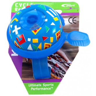 Junior Cycle Bell – Blue