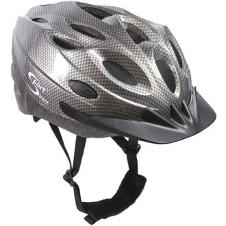 Vortex™ Adult Graphite Cycle Helmet 58-61cm