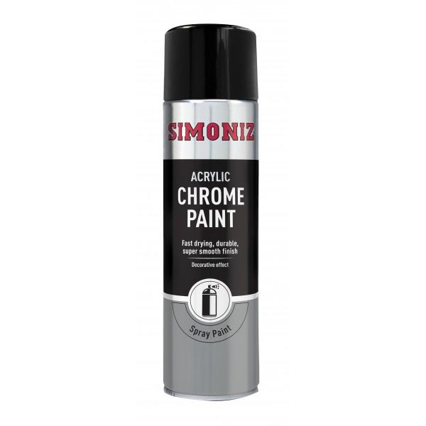 Chrome Paint – 500ml