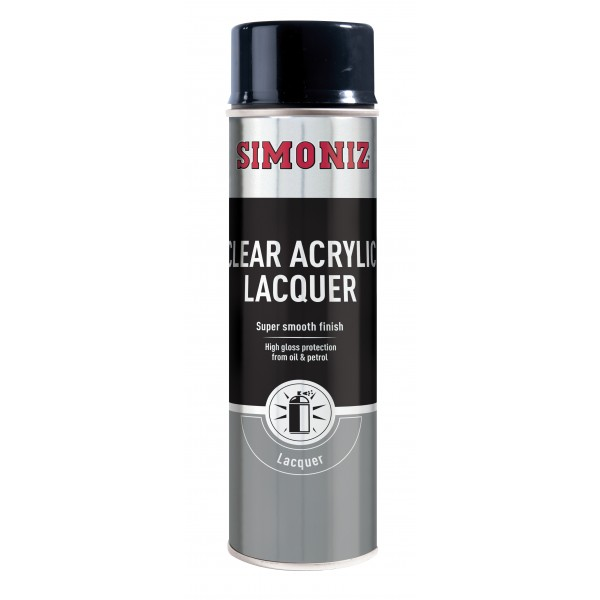 Clear Lacquer – 500ml