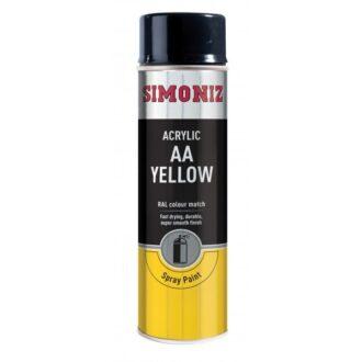 AA Van Yellow – 500ml
