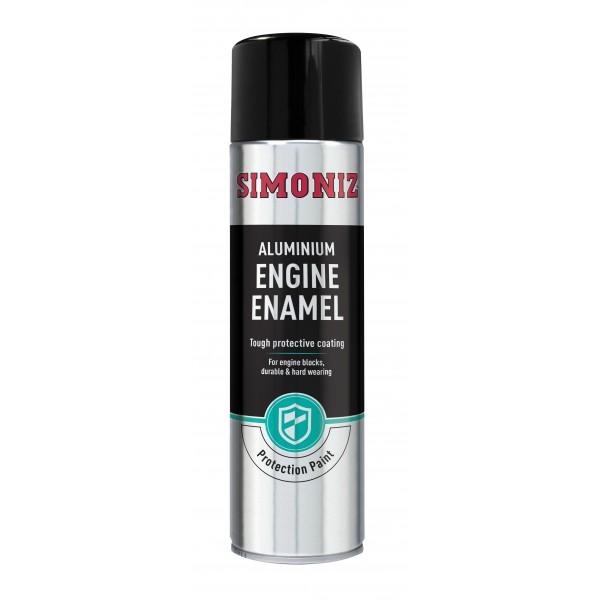 Aluminium Engine Enamel – 500ml