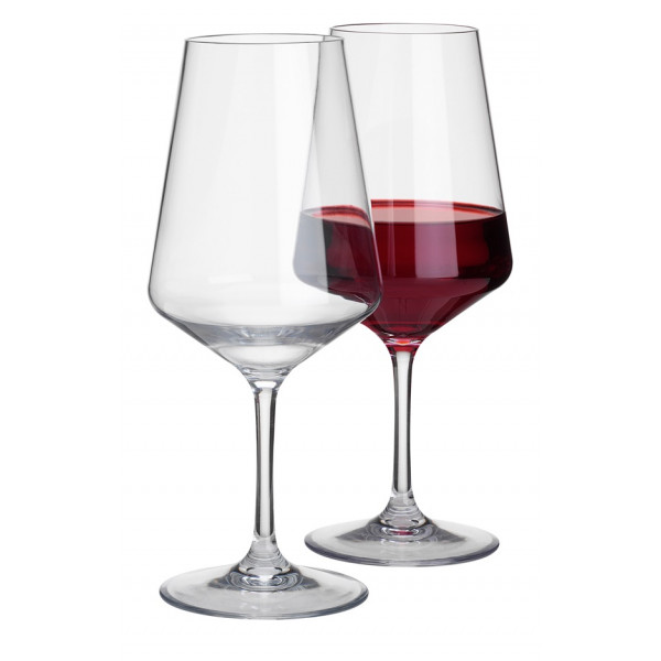 Savoy Large Wine Goblets – Pack of 2