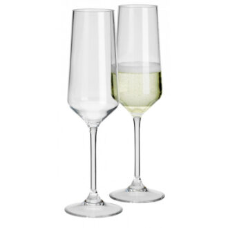 Savoy Prosecco/Champagne Glass – Pack of 2