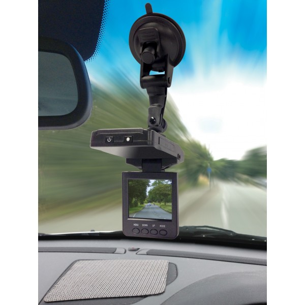 In-Vehicle Video Journey Recorder