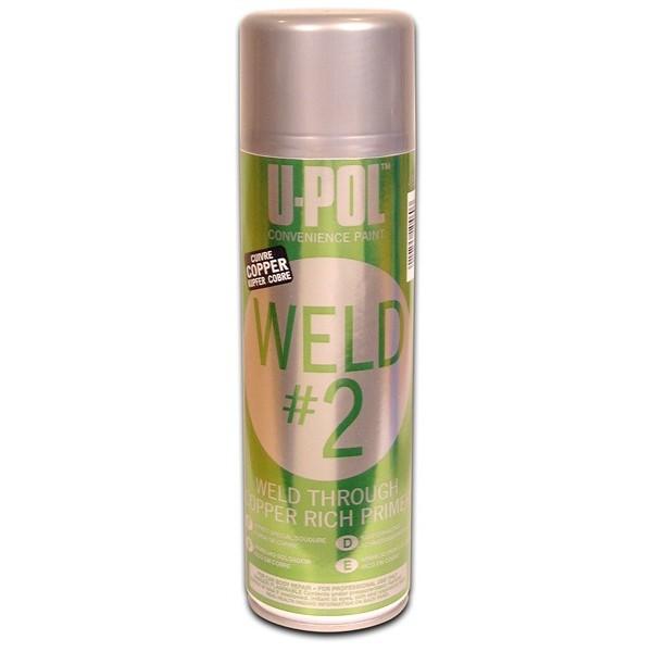 Weld #2 Weld Through Primer – Copper Rich – 450ml