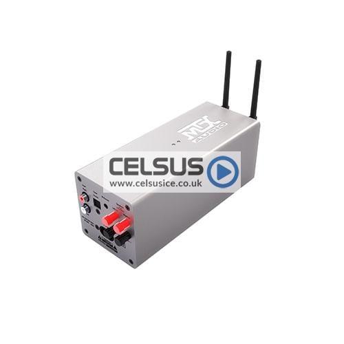 In-Wall Bluetooth Stereo Amplifier – 2 x 50W