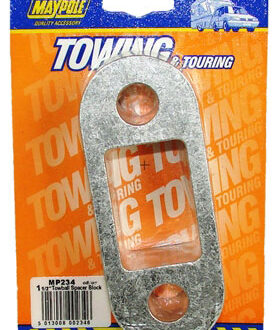 MAYPOLE 1.5 INCH TOW BALL SPACER