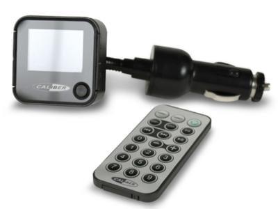 CALIBER FM TRANSMITTER USB SD RDS FIT