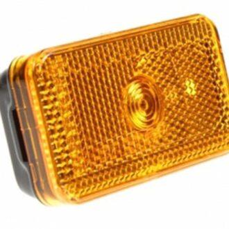 MAYPOLE LAMP 12V AMBER SIDE MARKER & REF DP