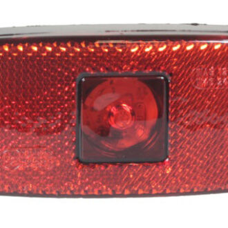 MAYPOLE 10-30V RED LED REAR MARKER