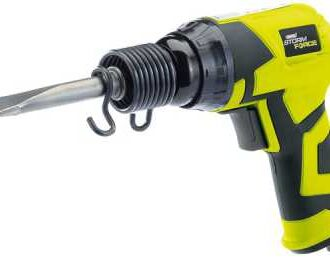 AIR HAMMER AND CHISEL KIT