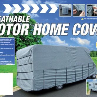 MAYPOLE MOTOR HOME COVER FITS UP TO 5.7M GR