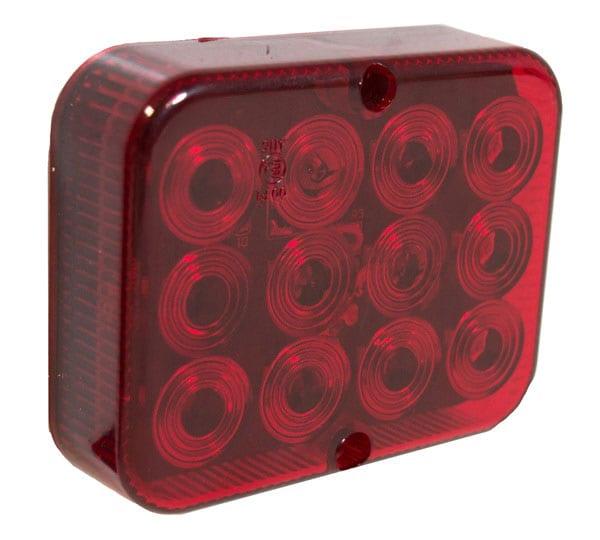 MAYPOLE 12V LED FOG LAMP WITH 50CM CABLE